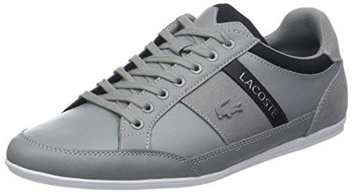 318 Chaymon Uomo gry Cam Us Grigio 276 blk Lacoste Sneakers 3 FHApqOq
