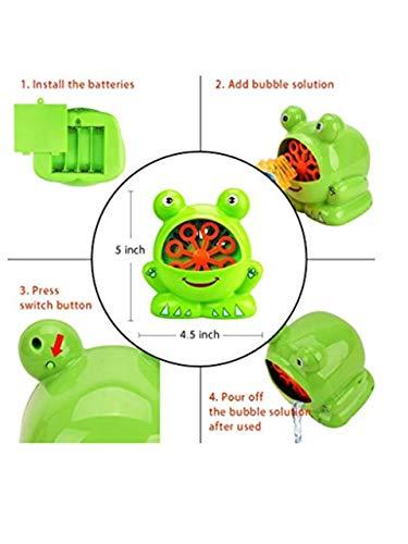 Switch Adapted Bubble Machine | Adaptive Toys | Special Needs Switch Toys | Switch Toys by Generic (Image #1)