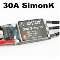 Mystery FPV 30A SimonK ESC Speed Controller w/ 3A 5V UBEC For RC Quadcopter