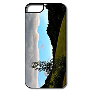Cool Beautiful Sky IPhone 5/5s Case For Birthday Gift
