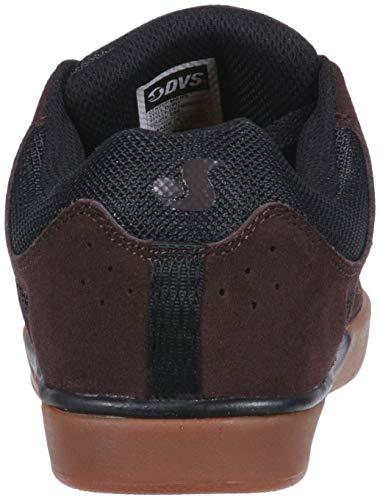 Chocolate Shoe Footwear Suede Skate Getz Men's Dvs Black Mens Brown Drift nSHUqPYwP