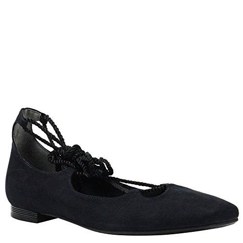 J.Renee Women's Zurina Loafer Flat, Black, 11 M (J Renee Wrap)