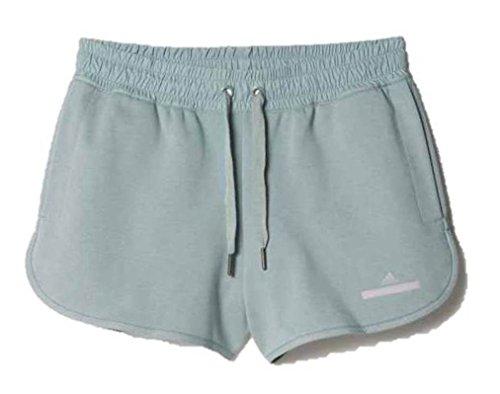 Adidas Women's Stella McCartney AI8878 Yoga Sweat Shorts, L by adidas