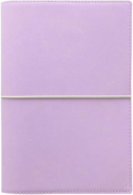 Filofax Domino Soft Orchideen-Organizer