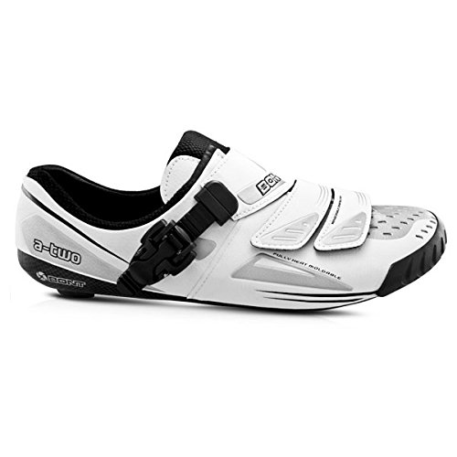 Bont A-Two Road Shoes 2014 White - 45 by BONT (Image #2)