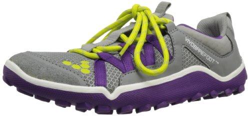 Purple Shoes L Running Silver Womens Trail VIVOBAREFOOT Trail Breatho HTqqxg