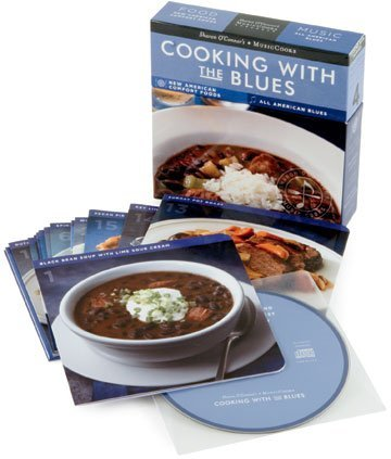 Cooking With the Blues-Sharon O'connor's Musiccook