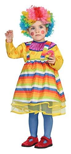 Atosa-27845 Disfraz Payasa,, 6 a 12 Meses (27845: Amazon.es ...