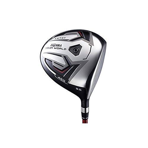 本間ゴルフ ドライバー TOUR WORLD ツアーワールド TW737 450 ドライバー 9.5度 VIZARD EX-Z 65シャフト フレックス:SR TW737-450 右 ロフト角:9.5度 番手:1W B01MCXH87O