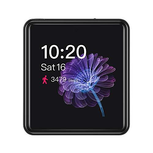 FiiO M5 AK4377 32bit /384kHz DAC chip Hi-Res Bluetooth Touch Screen MP3 Music Player with aptX/aptX HD/LDAC, USB Audio/DAC,Supports Calls and Sound Recordings(Black)