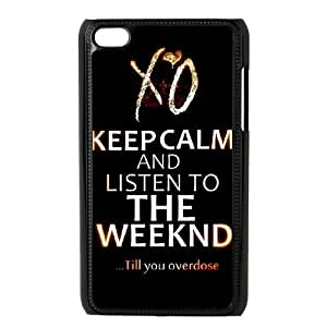 C-EUR Customized Phone Case Of The Weeknd XO For Ipod Touch 4 by Maris's Diary