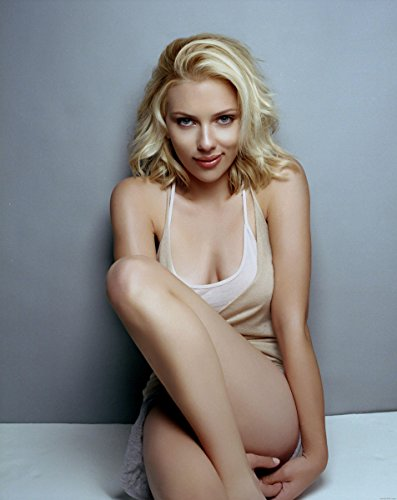 Scarlett Johansson Poster - 2