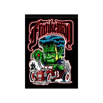 Amazon.com: Artista von Franco pom-aide Greaser Hot Rod ...