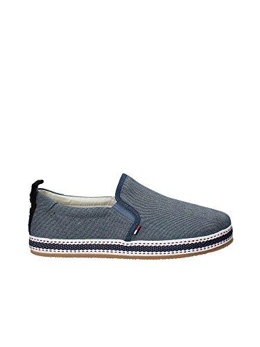 Uomo Tommy Blu EM0EM00097 Slip On Hilfiger Jeans BvZvUg