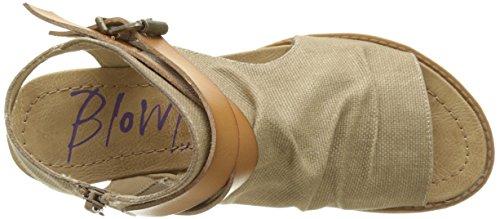 Blowfish Damer Ballast Sandaler Beige (ørkensand) MfECJs