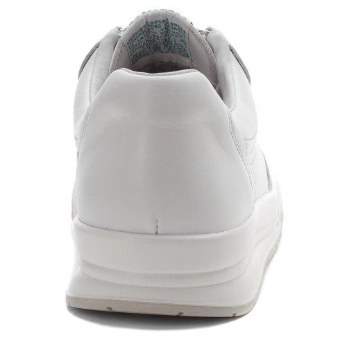 Mephisto Mens Match Walking Shoe Bianco