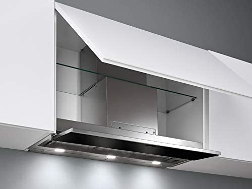 Falmec Design Campana extractora empotrada Move-Blanco-Empotrada 60cm: Amazon.es: Hogar