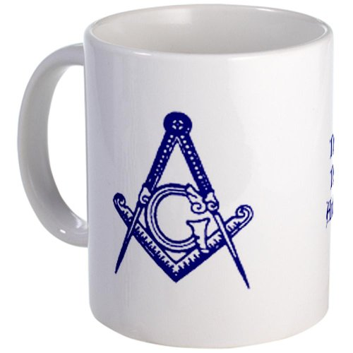 CafePress - Yes, I'm a Freemason... Mug - Unique Coffee Mug, 11oz Coffee Cup (Freemason Coffee Cup compare prices)