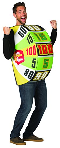 Rasta Imposta - Officially Licensed - The Price is Right - The Big Wheel Costume