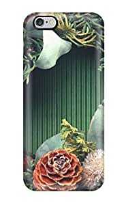 JessicaBMcrae Design High Quality Christmas 3 Cover Case With Excellent Style For Iphone 6 Plus