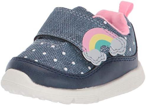 Carter's Every Step Girls' Glen Sneaker