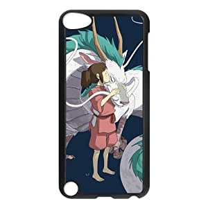 Customize Cartoon Spirited Away Back Cover Case for iPod Touch 5