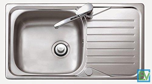 товар для Sink Stopper, Brushed/Stainless Steel