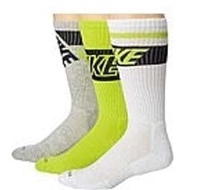 Nike Dri-fit Sock Crew Size 4-6