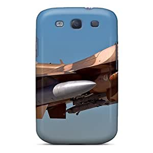 High-quality Durable Protection Case For Galaxy S3(military Plane F-16)