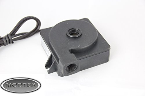 "Price comparison product image ModTek Advanced Cooling System Pump,  With G1 / 4"" Fitting Sockets"