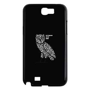 Samsung Galaxy Note 2 N7100 Phone Case Drake Ovo Owl F5E7116
