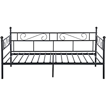 Amazon Com Zinus Newport Twin Daybed And Trundle Set