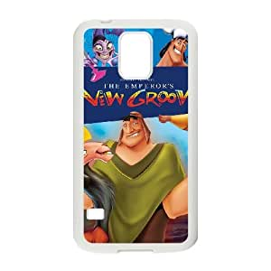 Kronk's New Groove Samsung Galaxy S5 Cell Phone Case White TV0708005