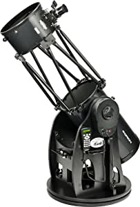 Telescopio dobsoniano de tubo de celosía Orion SkyQuest XX12g GoTo