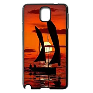 CHENGUOHONG Phone CaseSailing & Tall Ship For Samsung Galaxy NOTE3 Case Cover -PATTERN-13