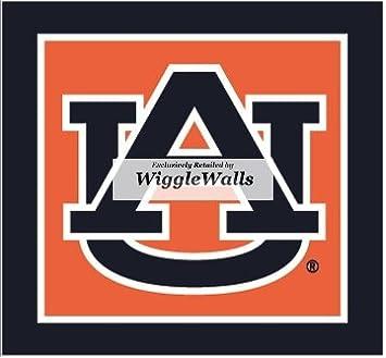 dd4adb3548f 4 Inch AU Logo Auburn University Tigers Removable Wall Decal Sticker Art  NCAA Home Room Decor