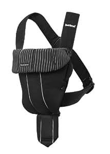 Babybjorn Baby Carrier Original Black Pinstripe Amazon