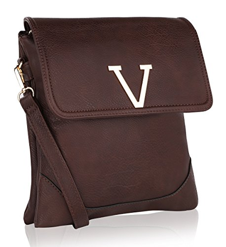 MKF Handbag Collection Crossbody Coffee Bag Designer Morgan BBfzwqZ7