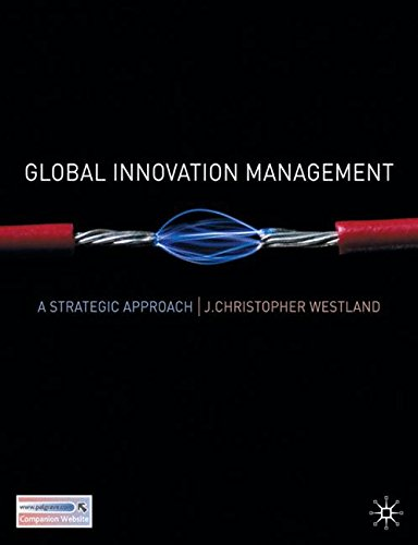 Global Innovation Management: A Strategic Approach