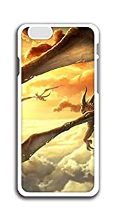 Cute Cartoon Back Cover iphone 6 cases - Flying pterosaur
