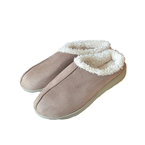 Shearling Slippers Slipper Anti slip Waterproof