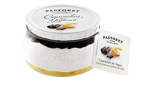 Pastoret Caprichos de Yogur Naranja y Chocolate, 150g ...