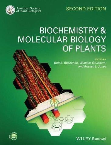Biochemistry+Molecular Biology Of Plant