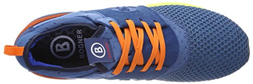 Bogner Mannen Atlanta M2 Sneaker Blauw (blauw)