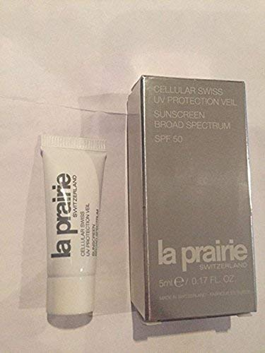 La Prairie Cellular SWISS UV Protection Veil 0.17 oz for sale  Delivered anywhere in USA