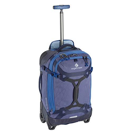International Carry On - Eagle Creek Gear Warrior International Carry-On Rolling Duffel Bag, Arctic Blue