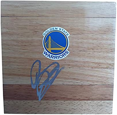 c2c2e9e7 Golden State Warriors Baron Davis Autographed Hand Signed Logo 6x6 Parquet  Floorboard with Proof Photo of Signing and COA - Basketball Floor Boards-  UCLA ...