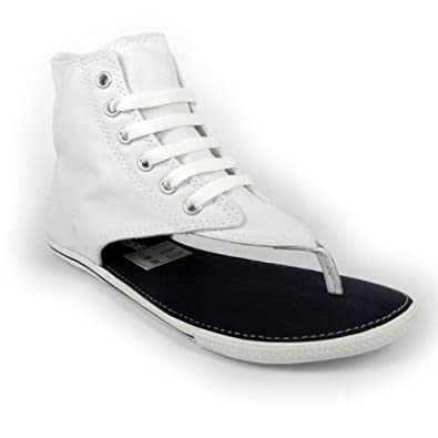 ef6ad6bdddf763 Converse CT All Start Thong Hi Special 522256 Womens Trainers   Amazon.co.uk  Shoes   Bags