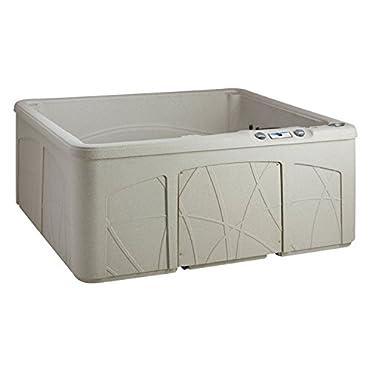 Life Smart LS350DX 5-Person Outdoor Hot Tub Spa