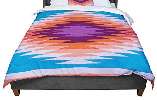 KESS InHouse Nika Martinez ''Surf Lovin Hawaii'' King / Cal King Comforter, 104'' X 88'' by Kess InHouse